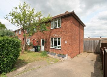 Thumbnail 3 bed semi-detached house for sale in Emlyn Avenue, Hereford