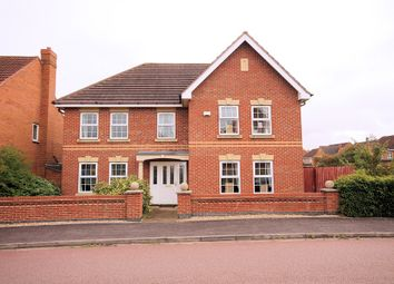 Thumbnail 5 bed detached house for sale in Bayham Close, Abbeyfields, Elstow