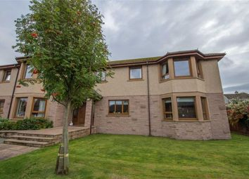 Thumbnail 2 bed flat for sale in Weddershill Court, Hopeman, Elgin