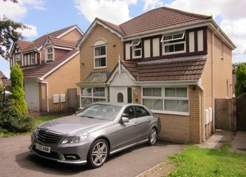 Thumbnail 4 bed detached house to rent in Meadow Rise, Cockett, Swansea.