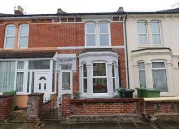 Thumbnail 3 bed terraced house for sale in Balfour Road, Portsmouth, Hampshire