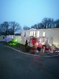 Thumbnail 2 bed mobile/park home for sale in Moelfre, Abergele