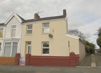 Thumbnail 3 bed end terrace house for sale in Swansea Road, Llanelli