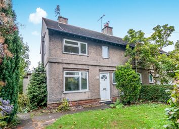 Thumbnail 3 bed semi-detached house for sale in Weston Road, Stafford