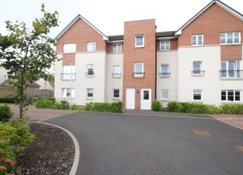 Thumbnail 2 bed flat for sale in James Weir Grove, Uddingston, Glasgow