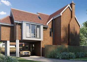 Thumbnail 4 bed detached house for sale in Springbank, Winchmore Hill, London