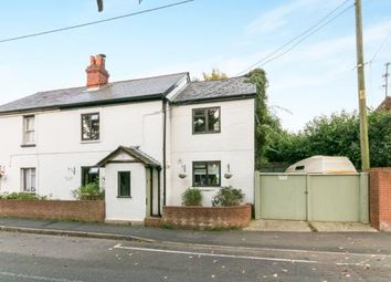 Thumbnail 4 bed end terrace house for sale in Oakley, Hampshire, .