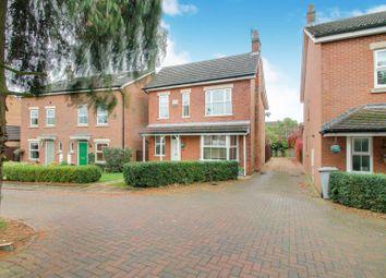 Thumbnail 3 bed detached house to rent in Harrington Road, Desborough, Kettering