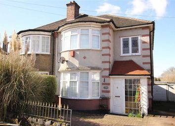 Thumbnail 3 bed semi-detached house for sale in Walfield Avenue, London