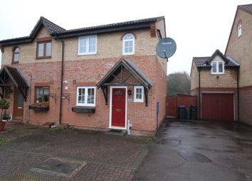 Thumbnail 4 bedroom semi-detached house for sale in Denby Grange, Church Langley, Harlow