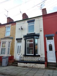 Thumbnail 2 bed terraced house to rent in Moorland Road, Birkenhead
