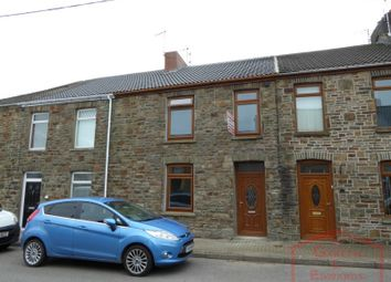 Thumbnail 3 bedroom terraced house to rent in Wigan Terrace, Bryncethin, Bridgend.
