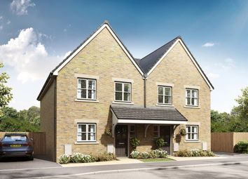 "Thumbnail 2 bed semi-detached house for sale in ""The Orford"" at Hadham Road, Bishop's Stortford"