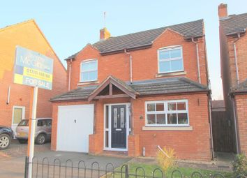 Thumbnail 4 bed detached house for sale in St. Laurence Way, Bidford-On-Avon, Alcester