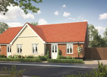 Thumbnail 2 bed semi-detached bungalow for sale in Fordham Road, Soham, Ely