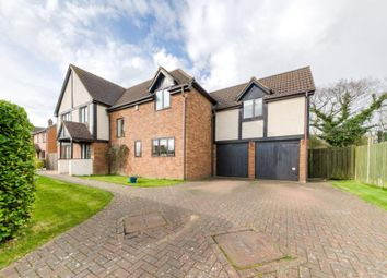 Thumbnail 5 bed detached house for sale in Huntingdon Crescent, Bletchley, Milton Keynes, Buckinghamshire
