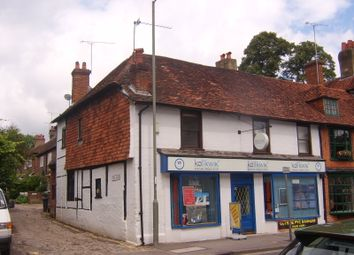 Thumbnail 3 bed flat to rent in West Street, Farnham
