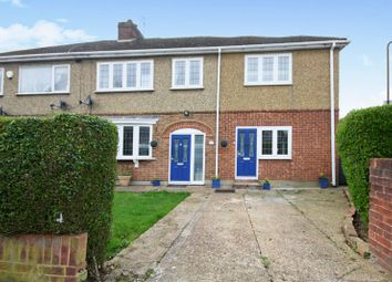 Thumbnail 4 bed semi-detached house for sale in Parkfield Road, Northolt