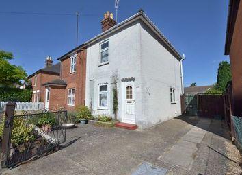 Thumbnail 2 bed semi-detached house for sale in Bakehouse Gardens, Aldershot Road, Church Crookham, Fleet