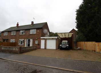 3 bed end terrace house to rent in Stockers Hill Road, Rodmersham, Sittingbourne ME9