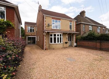 Thumbnail 4 bedroom detached house for sale in Peterborough Road, Whittlesey, Peterborough