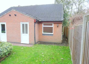 Thumbnail 1 bed terraced bungalow to rent in Peasehill Road, Butterley, Ripley