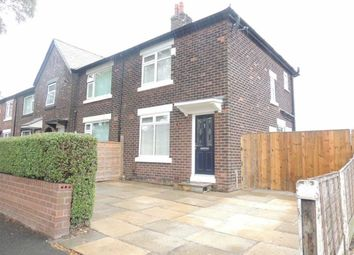 Thumbnail 2 bed semi-detached house for sale in Edward Street, Denton, Manchester