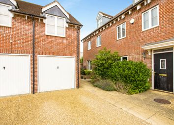 Thumbnail 4 bed town house for sale in Swansley Lane, Lower Cambourne, Cambridge