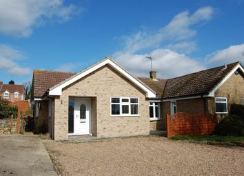 Thumbnail 4 bed detached bungalow to rent in Archers Way, Great Ponton, Grantham