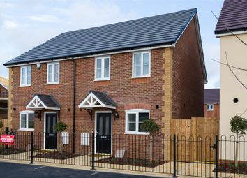 Thumbnail 2 bed semi-detached house for sale in Ermin Street, Blunsdon, Swindon