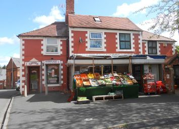 Thumbnail Retail premises for sale in 51 & 51B High Street, Wellington, Telford