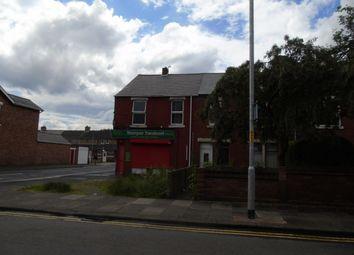Thumbnail Restaurant/cafe for sale in Hawthorn Road, Ashington, Northumberland
