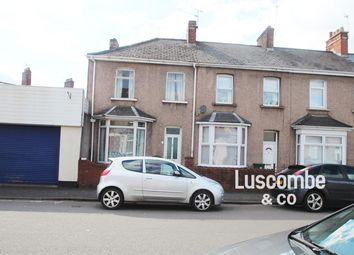 Thumbnail 1 bed terraced house to rent in Durham Road, Newport