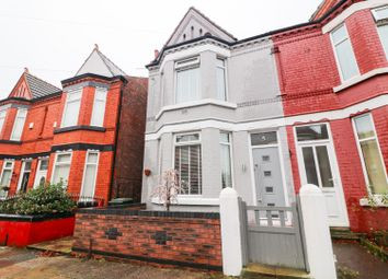 Thumbnail 3 bed semi-detached house for sale in St. Georges Avenue, Prenton
