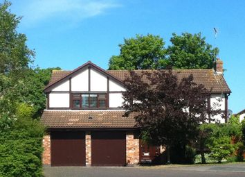 Thumbnail 5 bed detached house for sale in Grenfell Park, Parkgate, Neston