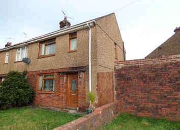 Thumbnail 2 bedroom semi-detached house for sale in Heol Y Llwynau, Trebanos, Swansea