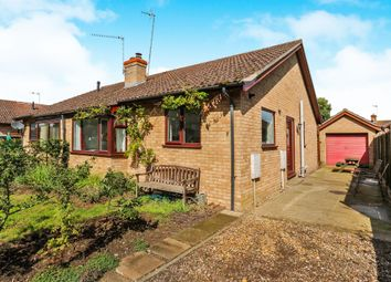 Thumbnail 2 bedroom semi-detached bungalow for sale in Mulberry Close, Mildenhall, Bury St. Edmunds