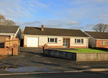 Thumbnail 3 bed detached bungalow for sale in Station Road, Nantgaredig, Carmarthen, Carmarthenshire