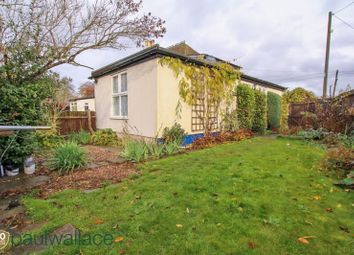 Thumbnail 1 bed semi-detached bungalow to rent in Old Park Ride, Cheshunt, Waltham Cross