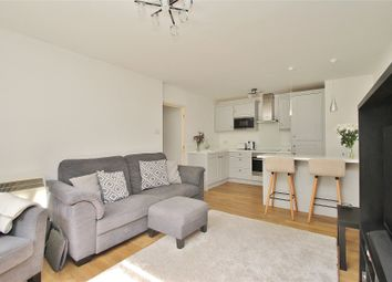 Thumbnail 2 bed flat for sale in Broomhall Road, Horsell, Woking