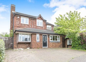 Thumbnail 4 bed detached house to rent in Spring Hill, Freckleton, Preston