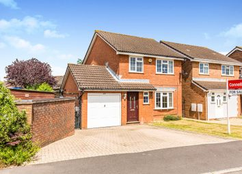 Thumbnail 3 bedroom detached house for sale in Walker Gardens, Hedge End, Southampton