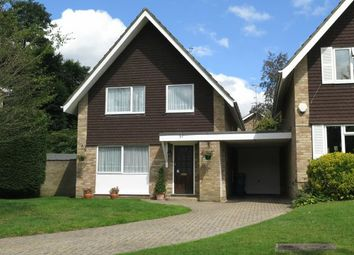 Thumbnail 4 bed detached house for sale in Quiet Cul-De-Sac. Blythewood, Ascot, Berkshire