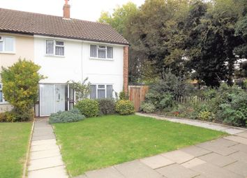 Thumbnail 3 bed end terrace house for sale in Cooks Spinney, Harlow