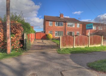 Thumbnail 3 bed semi-detached house for sale in Grovewood Road, Misterton, Doncaster