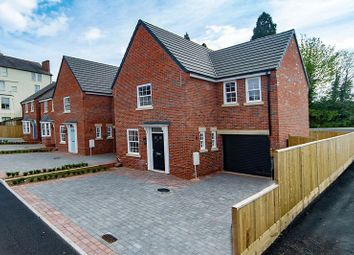 Thumbnail 4 bed detached house for sale in Murray House 7, Nuevo Court, Newbridge Crescent, Wolverhampton