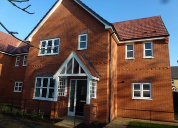 Thumbnail 4 bedroom detached house to rent in Bloor Development, Southam Grange, Southam