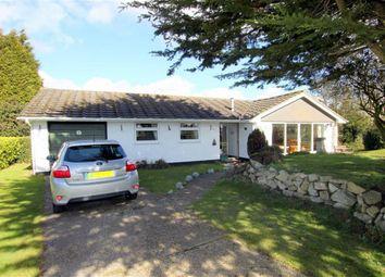 Thumbnail 2 bed detached bungalow for sale in Avenue Road, Chewton Farm Estate, Christchurch, Dorset
