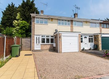 Thumbnail 4 bed end terrace house for sale in Cedar Avenue, Wickford