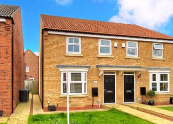 Thumbnail 3 bed semi-detached house for sale in Greenwich Park, Kingswood, Hull, East Yorkshire
